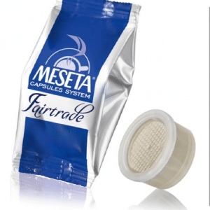 Meseta Fairtrade & Organic 100% Arabica Coffee Capsules