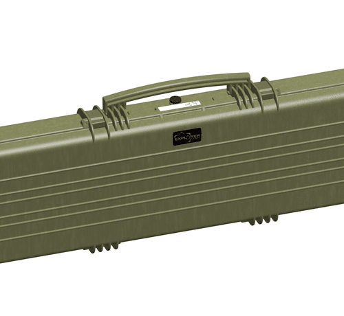 13513 Explorer gun case with foam