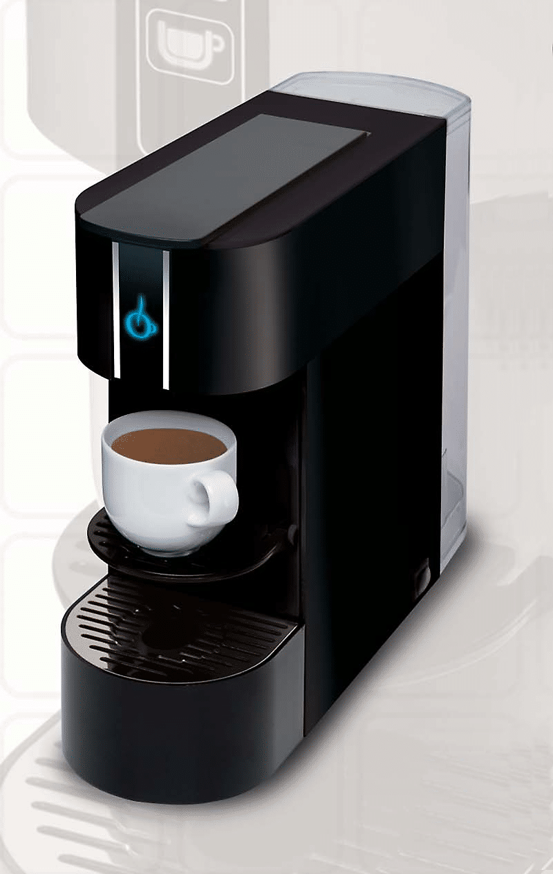 candi mcs or fab capsule espresso machine netropolitan. Black Bedroom Furniture Sets. Home Design Ideas