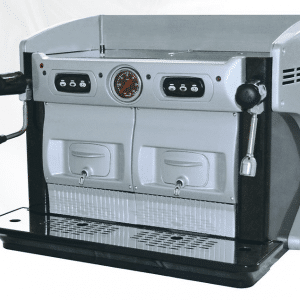 Commercial coffee machine MAXI CAP PRO 2 Groups Boiler Brass 1,5 LT. Evolution