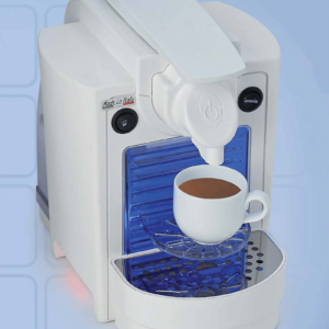 Espresso T machine for Meseta Capsule System