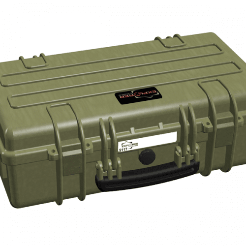 5117 Explorer case with foam