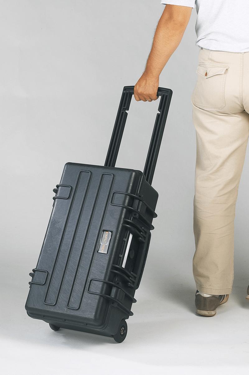 5122 Explorer case with foam