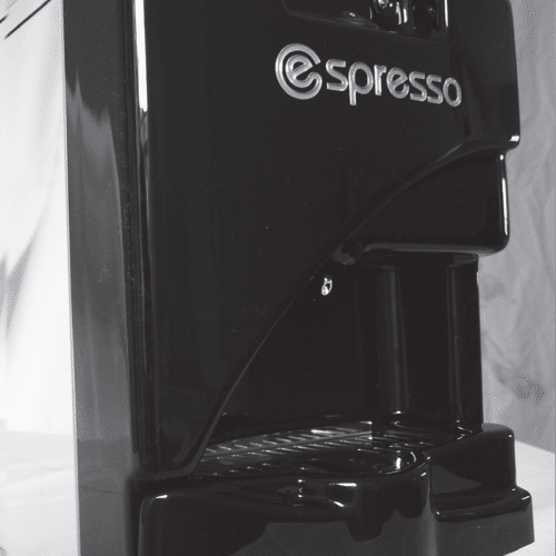 Spresso.it STEAM - MCS machine for home/large office