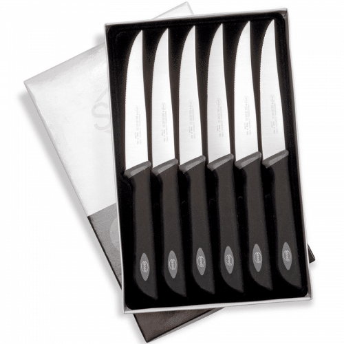 Gourmet Line - Steak knife set 6 pcs
