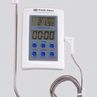 FOOD GRADE COOKING THERMOMETER +TIMER