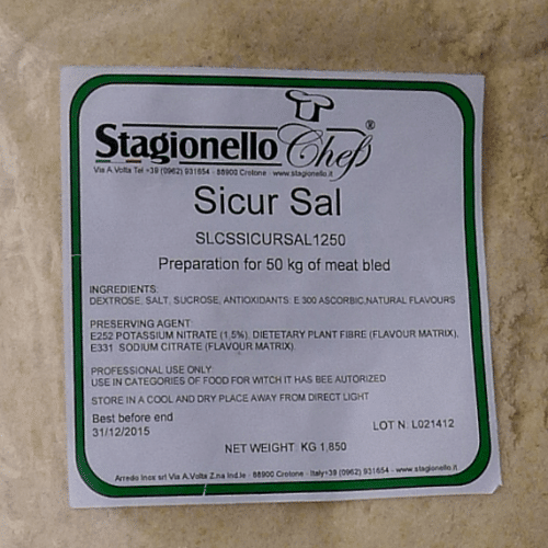 Traditional Curing Salts