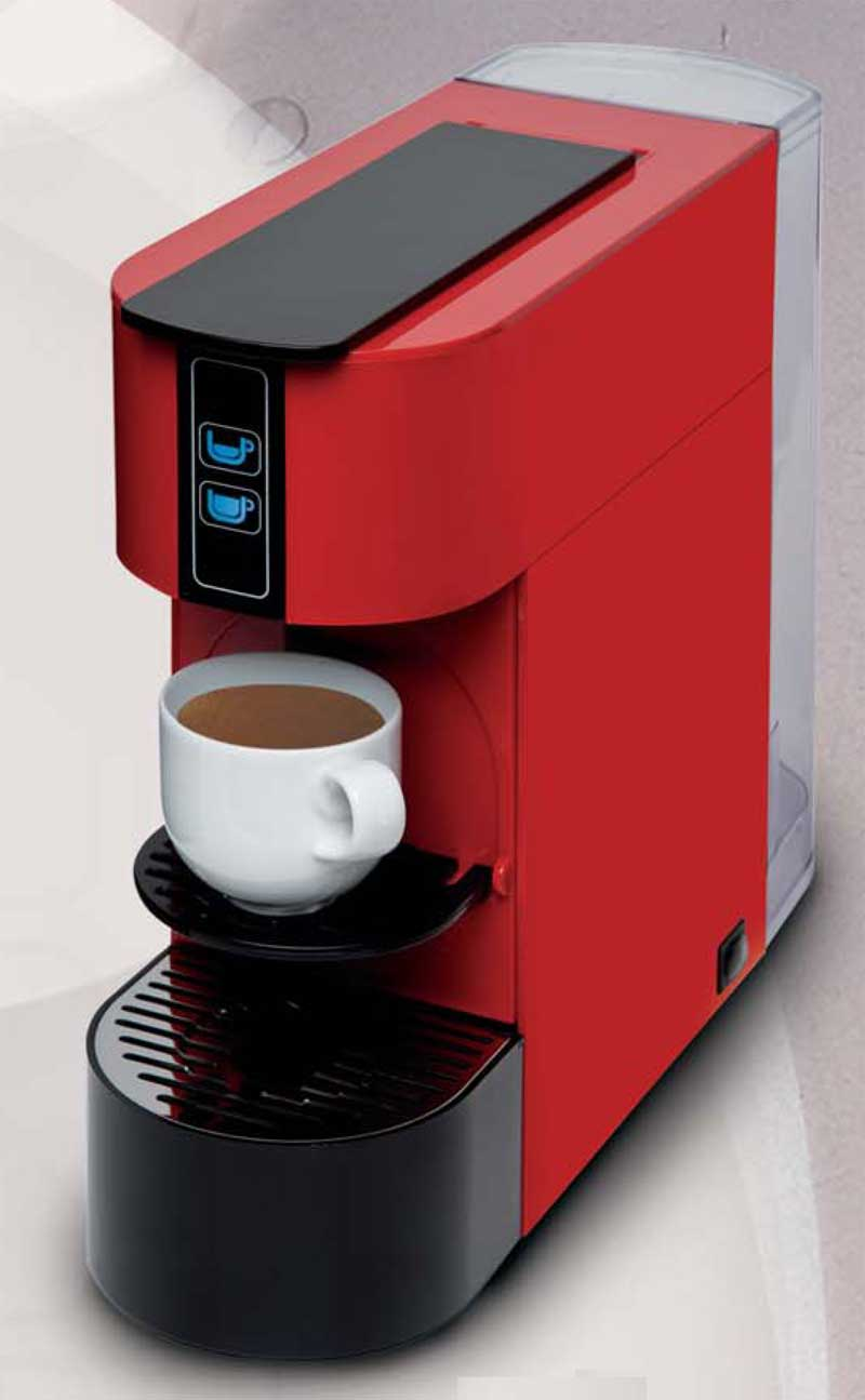 Candi Plus Mcs Or Fab Capsule Espresso Machine Netropolitan