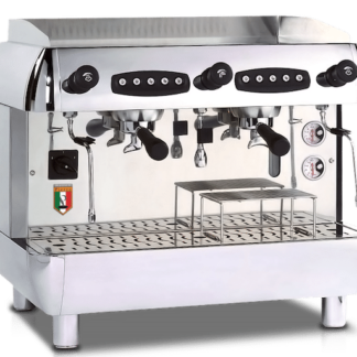 2 group espressso machine